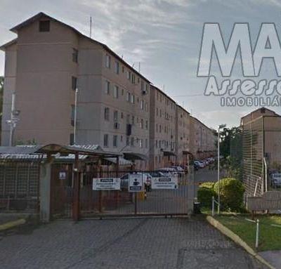 Apartamento para Venda em Porto Alegre, Vila Nova, 2 dormitórios, 1 banheiro