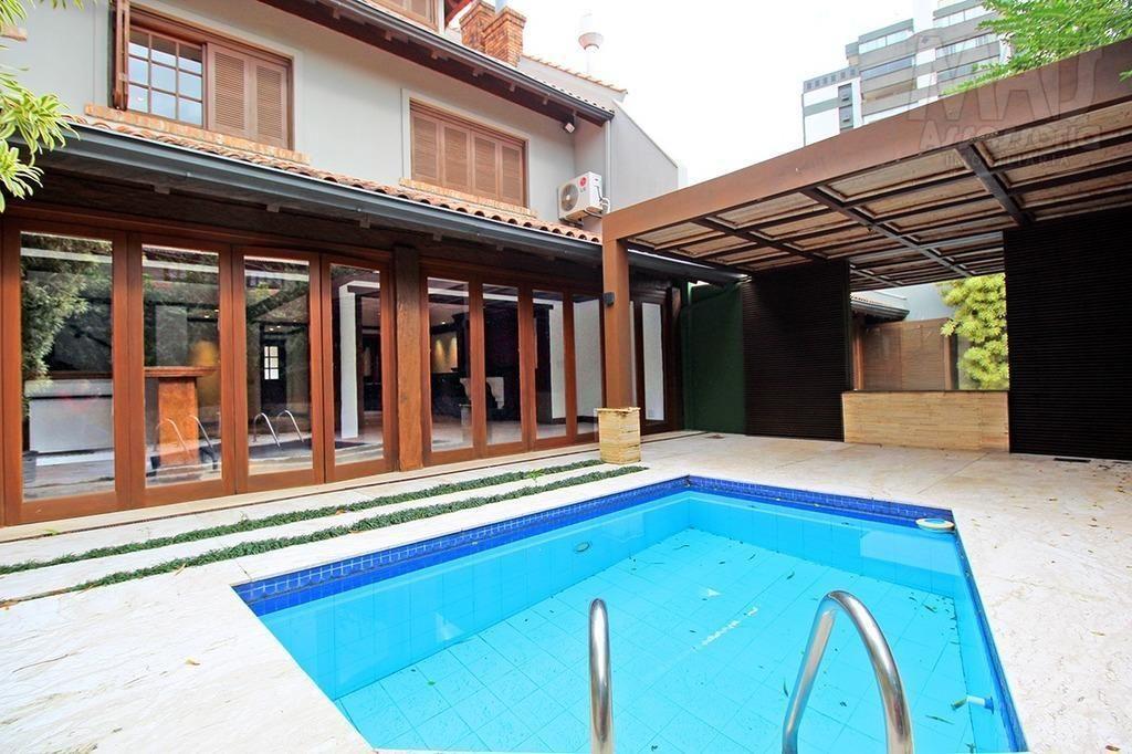 Casa para Venda em Porto Alegre, Boa Vista, 3 dormitórios, 3 suítes, 4 banheiros, 4 vagas