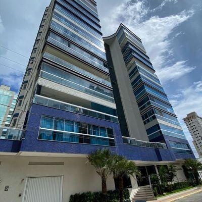 Apartamento Mobiliado Edifício Pérola do Atlântico, Meia Praia, Itapema/SC