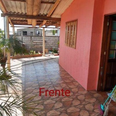 Casa para Venda em Passo Fundo, Parque do Sol, 4 dormitórios, 2 banheiros, 1 vaga