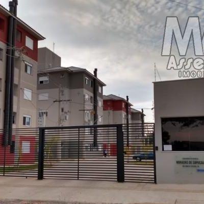 Apartamento para Venda em Sapucaia do Sul, Lomba da Palmeira, 2 dormitórios, 1 banheiro, 1 vaga