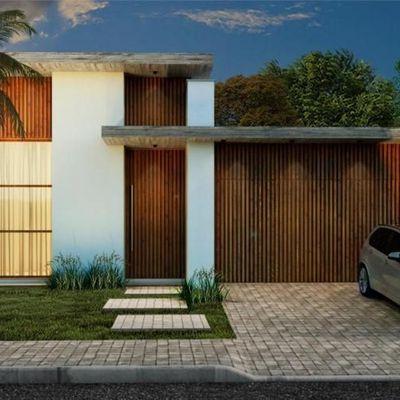 Casa para Venda em Campo Bom, LOTEAMENTO AMÉRICA, 3 dormitórios, 1 suíte, 2 vagas