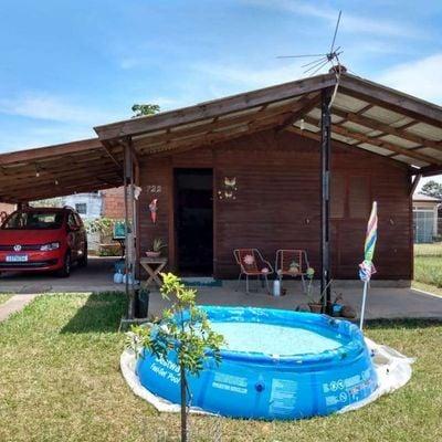 casa para venda, balneário praia azul, arroio do sal