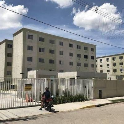 Apartamento para Venda em São Leopoldo, Santos Dumont, 2 dormitórios, 1 banheiro, 1 vaga