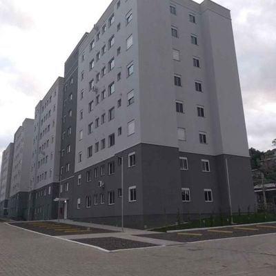 Apartamento para locação no bairro Alto Paulista em Campo Bom - Residencial Torres do Campo