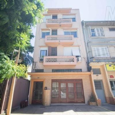 Apartamento para Venda em Porto Alegre, Floresta, 3 dormitórios, 1 banheiro