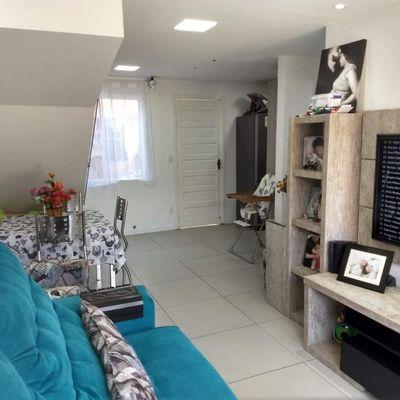 Casa em Condomínio para Venda em Novo Hamburgo, Primavera, 2 dormitórios, 2 banheiros, 1 vaga