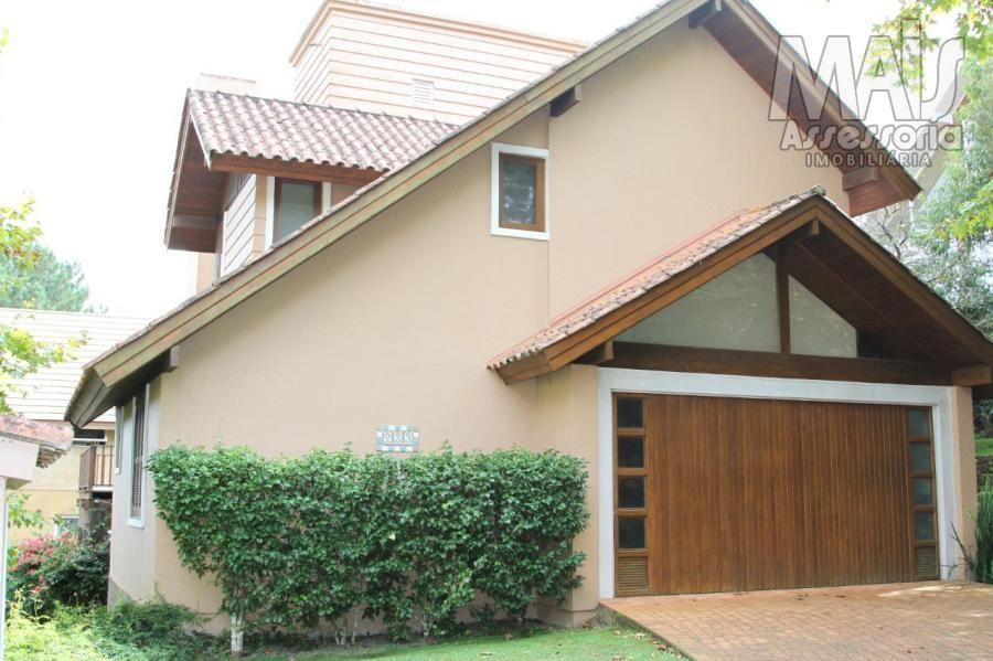 Casa para Venda em Gramado, Vila Moura, 4 dormitórios, 2 suítes, 4 banheiros, 2 vagas