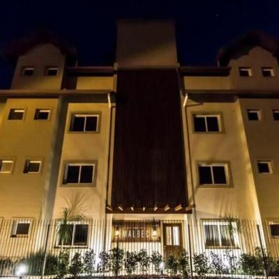 Apartamento para Venda em Gramado, Carazal, 1 dormitório, 1 suíte, 2 banheiros, 2 vagas