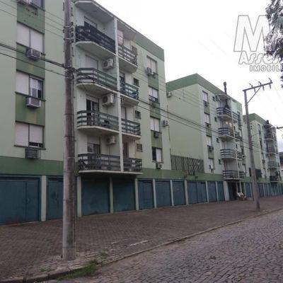 Apartamento para Venda em Santa Maria, Nonoai, 3 dormitórios, 1 banheiro, 1 vaga