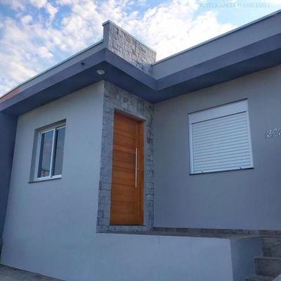 Casa para Venda em Campo Bom, Santa Lucia, 2 dormitórios, 1 banheiro, 2 vagas