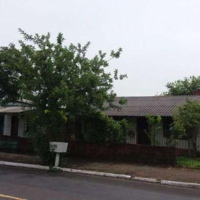 Casa para Venda em Campo Bom, Operário, 2 dormitórios, 1 banheiro, 1 vaga