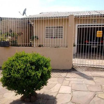 Casa para Venda em Sapucaia do Sul, Lomba da Palmeira, 3 dormitórios, 2 vagas