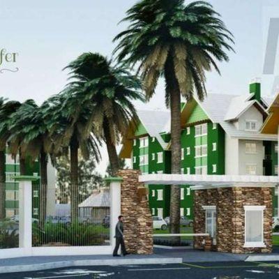 Apartamento para Venda em Canela, Beco da Alegria, 2 dormitórios, 1 banheiro, 1 vaga