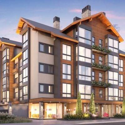 Apartamento para Venda em Canela, Centro, 2 dormitórios, 2 suítes, 3 banheiros, 1 vaga