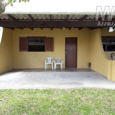 Casa de Praia para Venda em Balneário Pinhal, Praia do Magistério, 4 dormitórios, 3 banheiros, 4 vagas