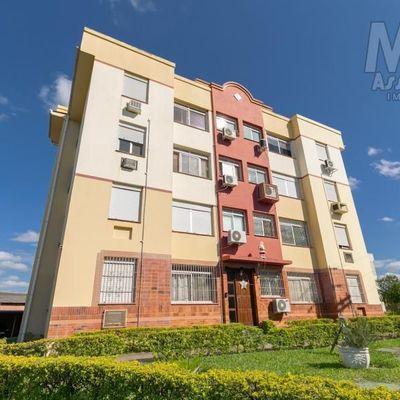 Apartamento para Venda em Porto Alegre, Sarandi, 3 dormitórios, 1 banheiro, 1 vaga