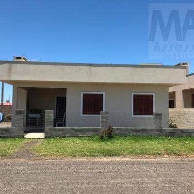 Casa para Venda em Arroio do Sal, Balneário Rondinha, 3 dormitórios, 1 suíte, 2 banheiros, 2 vagas