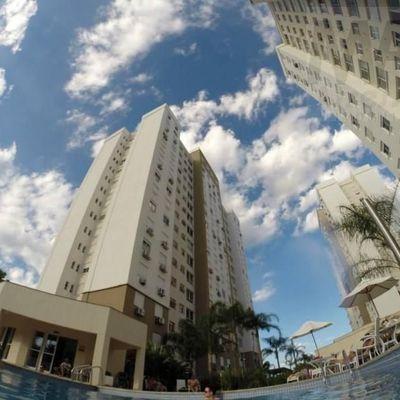Apartamento para Locação em Novo Hamburgo, Jardim Mauá, 2 dormitórios, 1 banheiro, 1 vaga