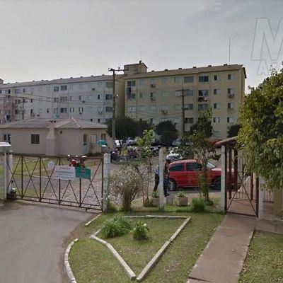 Apartamento para Venda em Cachoeirinha, Parque Marechal Rondon, 2 dormitórios, 1 banheiro, 1 vaga