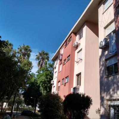Apartamento para Venda em Porto Alegre, Jardim Itu-Sabará,, 3 dormitórios, 1 banheiro, 1 vaga
