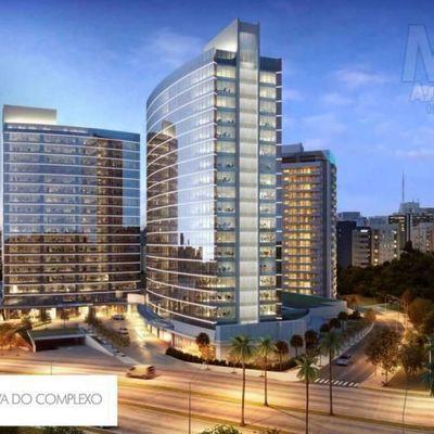 Apartamento Duplex para Venda em Porto Alegre, Petrópolis, 1 dormitório, 1 suíte, 2 banheiros, 2 vagas