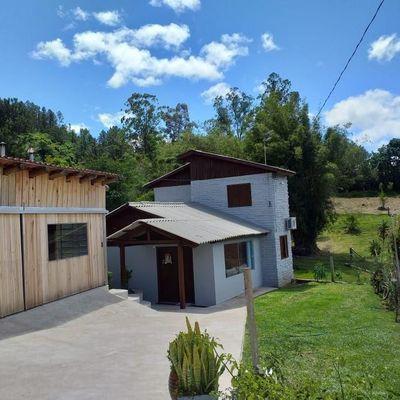 Casa para Venda em Rolante, 2 dormitórios, sala, 2 cozinha, 2 banheiros