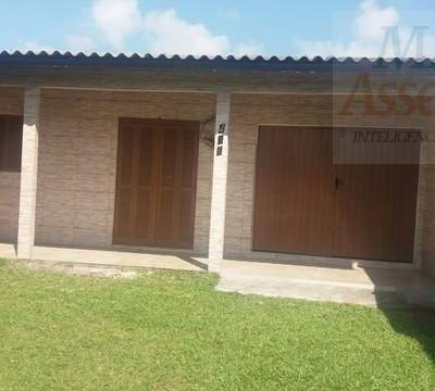 Casa de Praia para Venda em Imbé, Albatroz, 4 dormitórios, 1 banheiro, 1 vaga