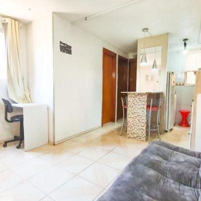 Apartamento para Venda em São Leopoldo, São João Batista, 2 dormitórios, 1 banheiro, 2 vagas