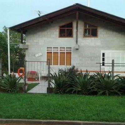 Casa para Venda em São Leopoldo, Arroio da Manteiga, 5 dormitórios, 1 suíte, 3 banheiros, 3 vagas