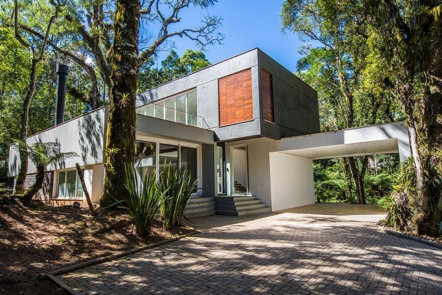 Casa para Venda em Gramado, Planalto, 1 banheiro