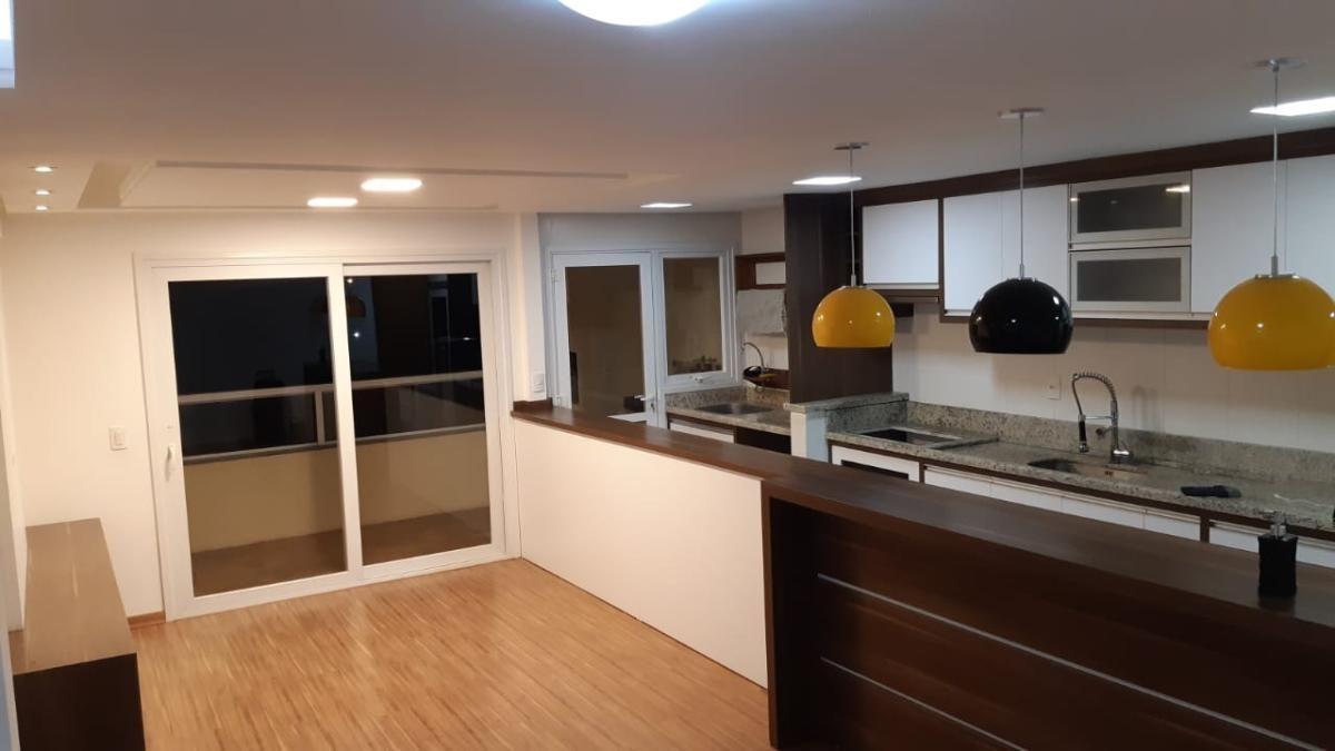 Apartamento para locação, bairro Rio Branco em São Leopoldo/RS.