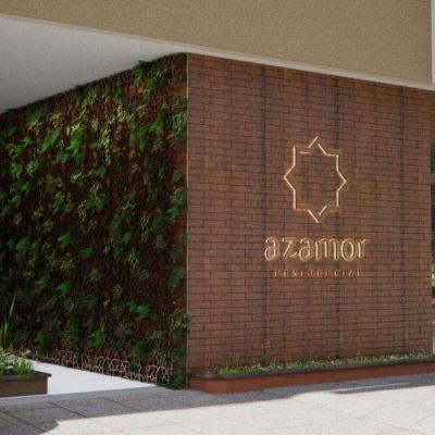 Apartamento no Edifício Azamor Balneario Camboriu
