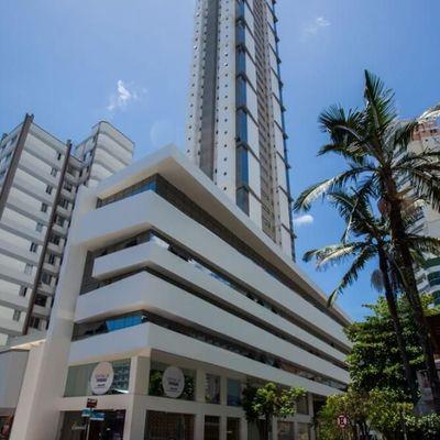 Sala Comercial no Edifício Illuminati  Balneário Camboriú 61,85 m²