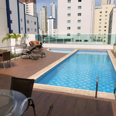 Apartamento no Edifício Figueira da Foz Balneário Camboriú