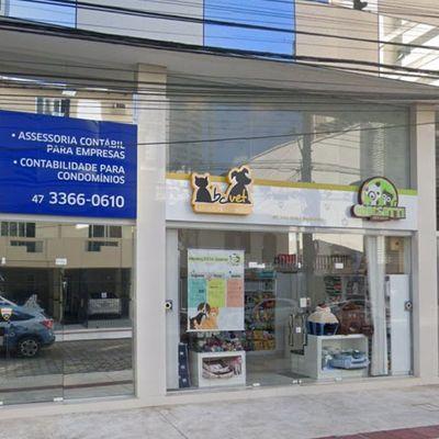 Sala Comercial no Edifício Portinax Balneário Camboriú 62,91m²