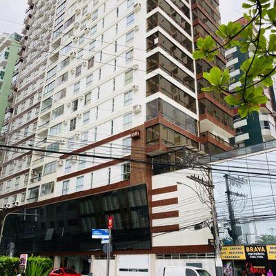 Edifício Malibu - Apartamento Lateral - Centro - Balneário Camboriú