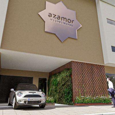 Apartamento no Edifício Azamor Residence Balneario Camboriu