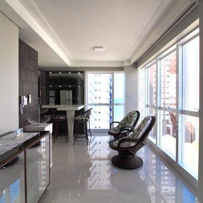 Apartamento no Edifício Mendelssohn -Barra Sul