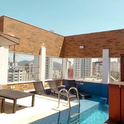 Cobertura no Edifício Golden Garden Balneário Camboriú