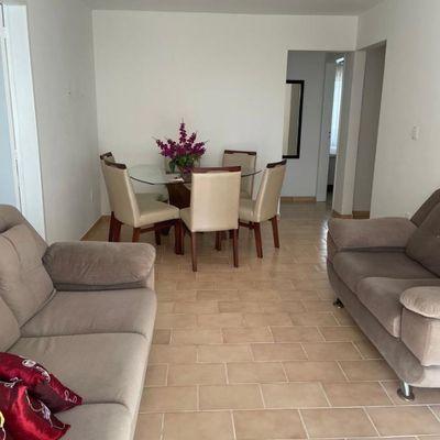 Apartamento no Centro de Balneário Camboriú - Ed Canindé