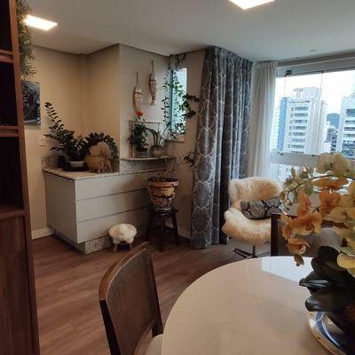 Apartamento No Edifício Milva Residence em Balneário Camboriú