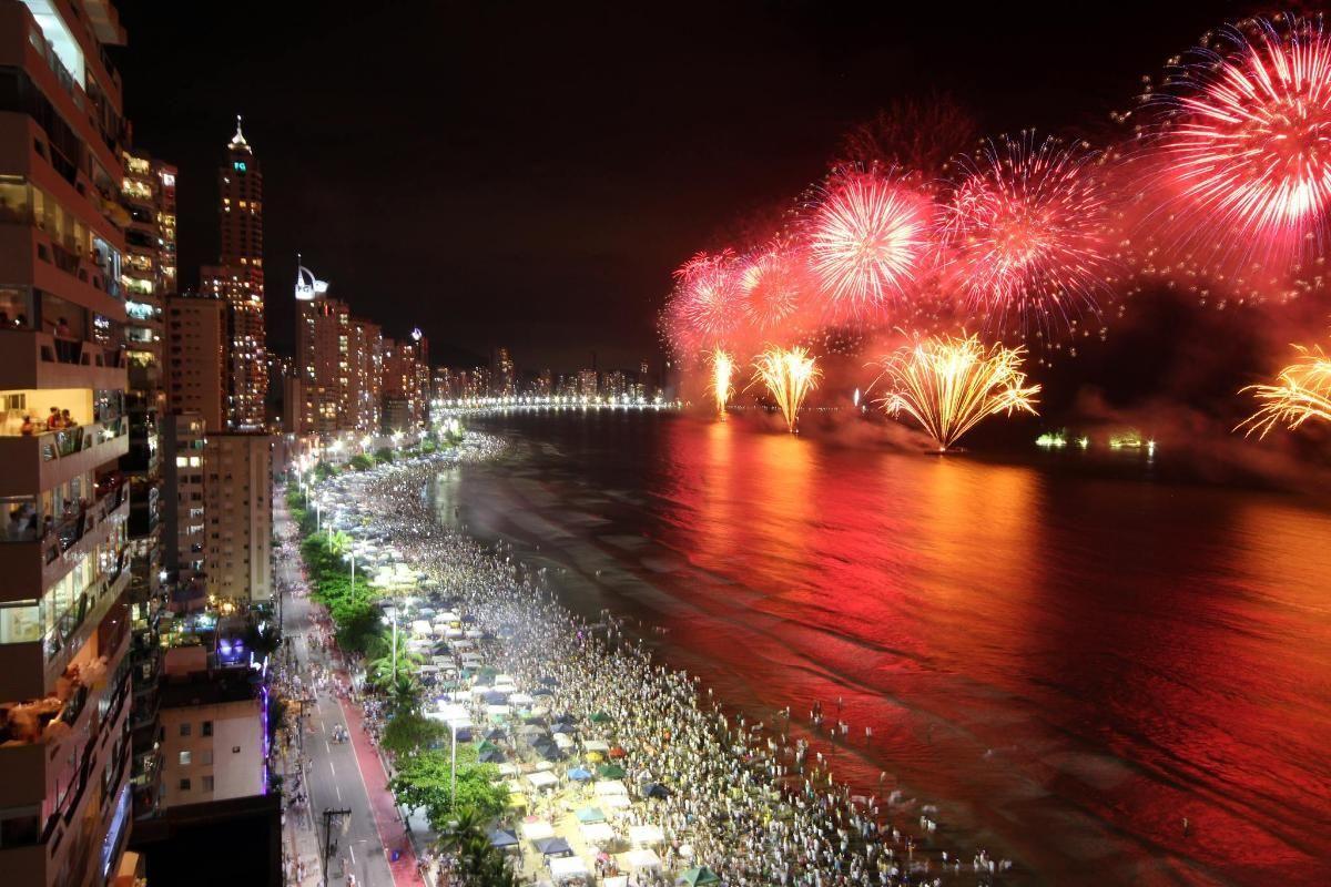 Réveillon de Balneário Camboriú promete ser um dos melhores do país