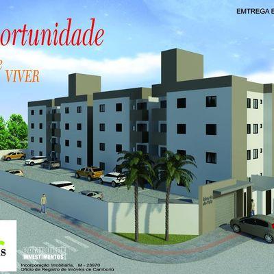 Apartamento com Sinal de entrada + financiamento