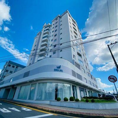 Apartamento com 01 suíte + 01 dormitório na Vila Nova