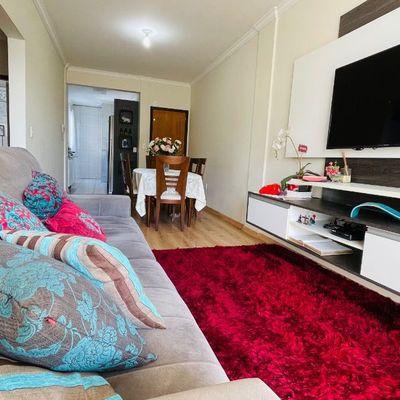 Apartamento mobiliado no Bairro Vila Lenzi