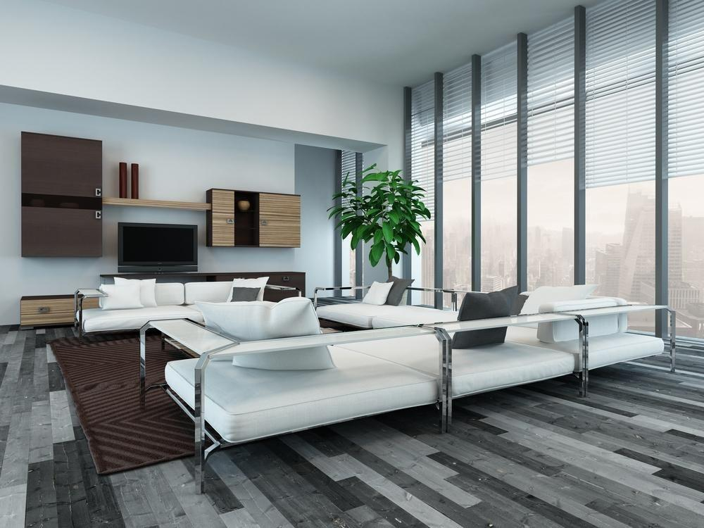 Como decorar a sala-de-estar mantendo o estilo moderno