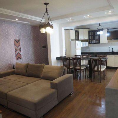 Apartamento mobiliado 1 suíte + 2 quartos