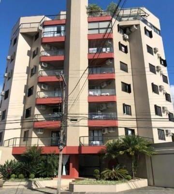 Apartamento 3 quartos sendo 1 suíte no Centro de Jaraguá do Sul