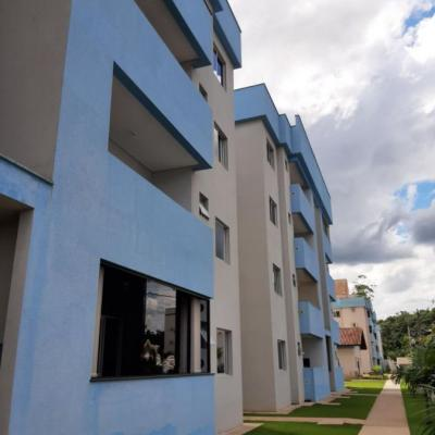 Apartamento de 2 quartos em Três Rios do Sul